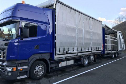 ADR prevozi po Evropi