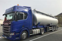 GMP silo prevoz