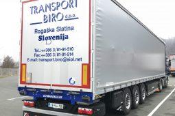 Standardni prevoz v Evropi