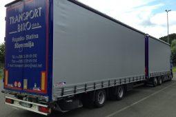 Volumenski prevozi v Evropi