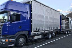 ADR - Cestni prevoz nevarnega blaga