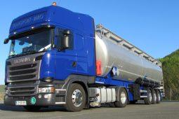Logistični silos prevozi