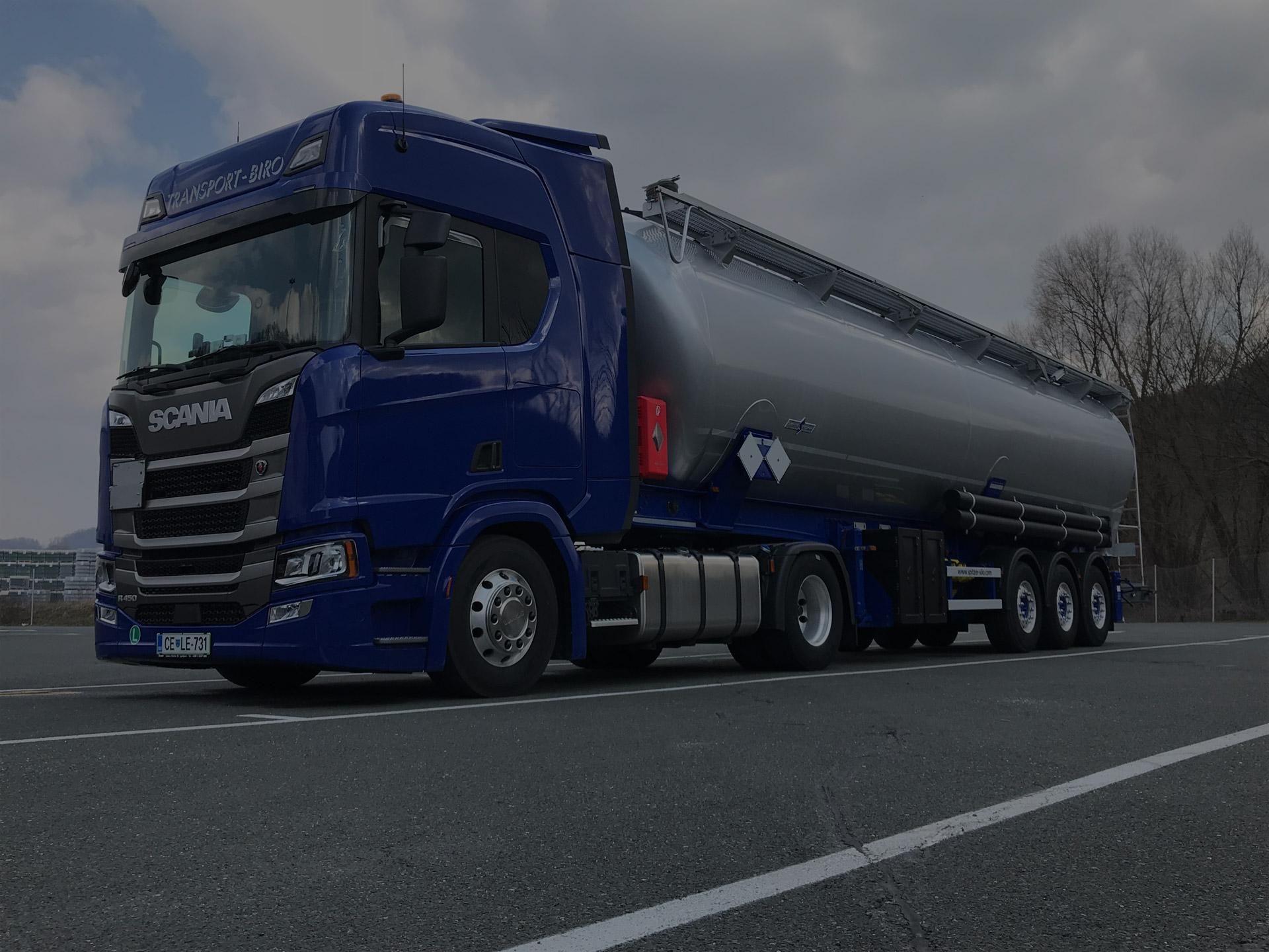 Silo prevozi po Evropi