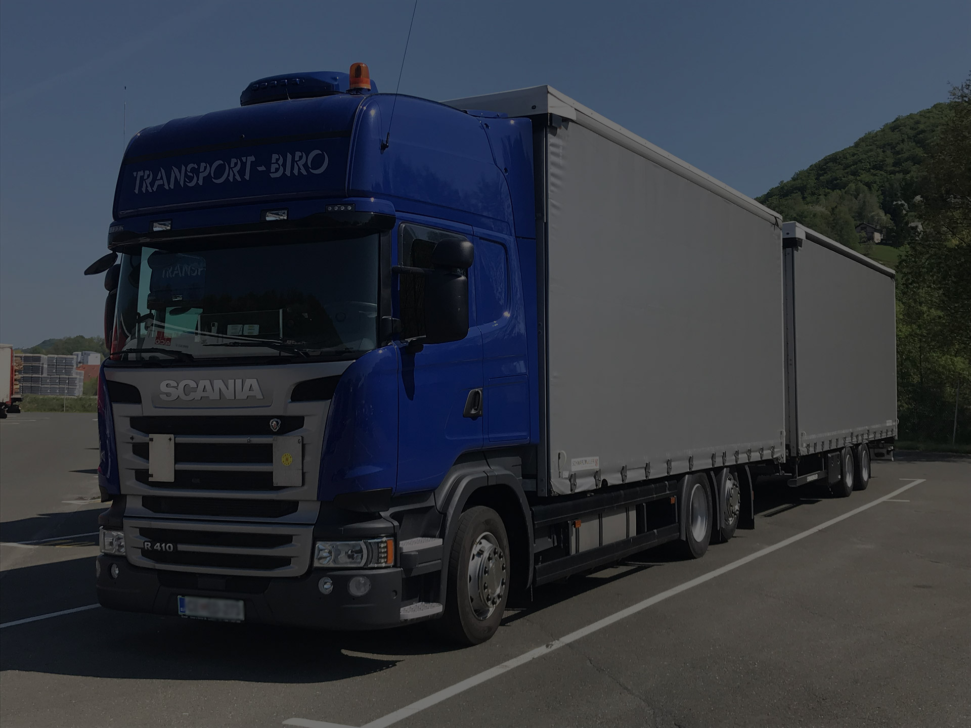 Volumenski prevozi s tandemom
